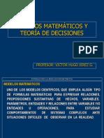 Modelos Matematicos y Teo Decisiones Ic Upv 2014