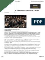 16-09-14 Desacuerdos en El PRI Sobre Cómo Sancionar a Grupo México