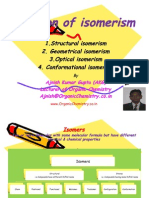 Revision of Isomerism