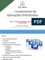 Aula 5 - Aspectos de Sistemas Distribuídos - Comunicação (Versão 1).pdf