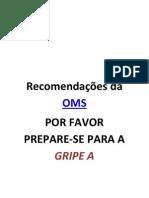 Recomendações da OM1