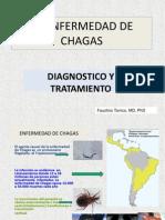 Diagnostico y Tratamiento de Chagas 2010