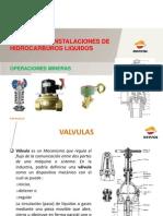 Valvulas en Instalaciones de Hidrocarburos