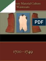 Clothing - Male - Waistcoats