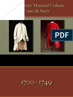 Male Dress - Coats & Suits
