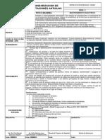 PETS 001 - SELGERELI Estandarizacion de Subestaciones Rev01