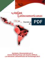 Guias Latinoamericanas Anemia Por Deficiencia de Hierro