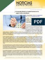 Reflexiones sobre el mercado laboral y el capital humano en la región Caribe colombiana
