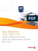 Sys Admin Guide Xerox WorkCentre 7775