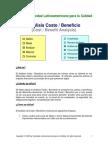 analisis costo