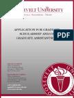 Grad Scholar App