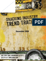 Snacking Trend Tracker December 2009