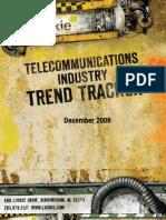 Telecom Trend Tracker December 2009
