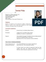 Curriculum Clara Ariana Torres_ Frías