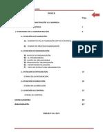 Funciuones de La Admi & Empresa