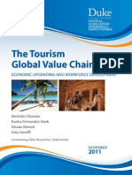 The Tourism Global Value Chain