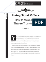 (eBook - Finances) Living Trusts - How to Make Sure Theyre