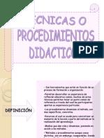 Diapo de Salud Tecnicas Xfinnnn[1]