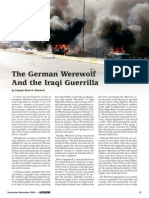 The German Werewolf and the Iraqi Guerrilla