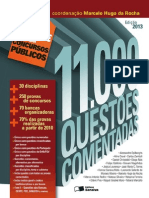 215348738 11 000 Questoes Comentadas Colecao Passe Em Concursos Publicos
