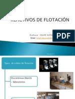 Reactivos de La Flotación (4)