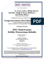 Luncheon for Cheri Callahan Bustos