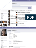 facebook sample page - jfk