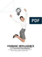 Feminine Intelligence in Personal Boundaries