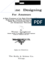 Aeroplane Design for Amateurs