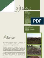 Paisajismo-Abono