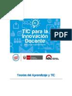 Teorías Del Aprendizaje y TICw