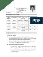 Updated CV - Goldman