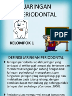 Jaringan Periodontal New