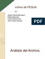Archivo de FEGUA-expo