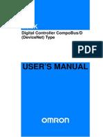 Manual de Usuario E5EK-DRT
