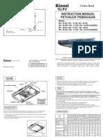 Instruction Manual C-hood