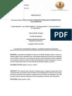 Reconocimiento de Compuestos Organicos Bioquimica