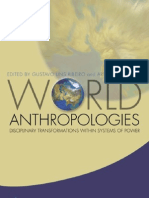 24007258 World Anthropologies Disciplinary Transformations