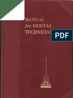 Manual for Dental Technicians