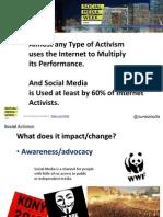 Social Activism at Social Media Week (Venezuela as Example)