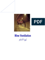 (6) Mine Ventilation