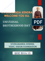 Universal Brotherhood Day