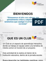 Exposición de Clubes