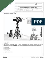 Resolucao Desafio 8ano Fund2 Portugues 010912