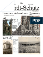 The Eckerdt - Schutz and Associated Families and Adventures by Ron Knappen