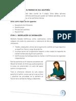 El Proceso de Una Auditoría