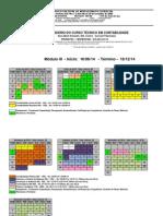 Contabilidade 0113 2013 Vespertino Pronatec