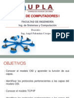 Clase 2 - Modelo OSI y TCPIP