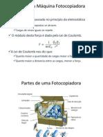 Teoria Da Máquina Fotocopiadora