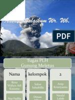 Gunung Meletus SMP Islam Raudlatul Jannah